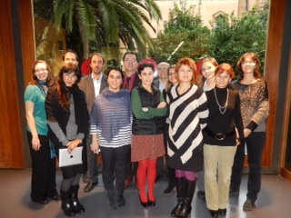 Guiding Cities Partnership in Barcelona