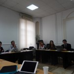2nd meeting in Bucharest