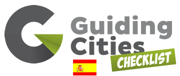 Guiding Cities Checklist - Spanish